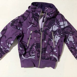 USED: H&M warm/winter jacket for girl in size US 8